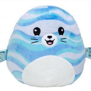 """NEW 5"""" Squishmallows Scented Mystery Squad Seal"""